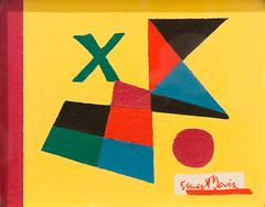 Color Study for Rapt, 1952 (Jonathan Lurie) Tags: art museums stuart davis museum wisconsin milwaukee mam artinmuseums milwaukeeartmuseum milwaukeewisconsin stuartdavis unitedstates us photographsofart