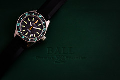 Ball Engineer Master II Skindiver II (Jbuckdesign) Tags: watches watch wristwatch fashion men mens swiss automatic ball master engineer skindiver diver