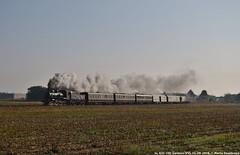 Gr. 625 100 (MattiaDeambrogio) Tags: treno treni train trains 625 100 vapore garlasco festa delloca storico mortara
