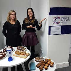 Great Polish Charity Bake off (Oxford Murray) Tags: charity cancerresearchuk bluearrow baking bakeoff bananacake muffin cancer polishgirls cakes tasty brownies oxford oxfordmurray charityday bakers carrotcake healthy oxfordmuray