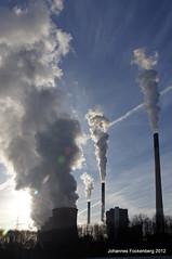 Kohle Kraftwerk Scholven (grafenhans) Tags: kohle kraftwerk tamron scholven 281750