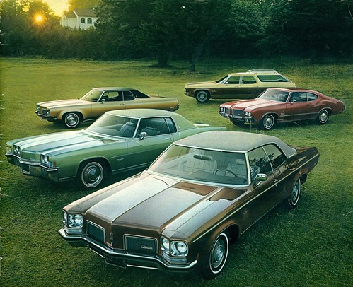 1972 Oldsmobile Range
