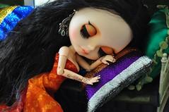 Anulao de casamento - 2395 - (MUSSE2009) Tags: toys doll mohair blythe custom zade rabe scheherazade