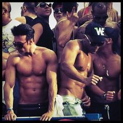 Gay Pride Madrid (JavierDeCuir) Tags: madrid gay man men arcoiris lesbian freedom rainbow pride lesbiana orgullo