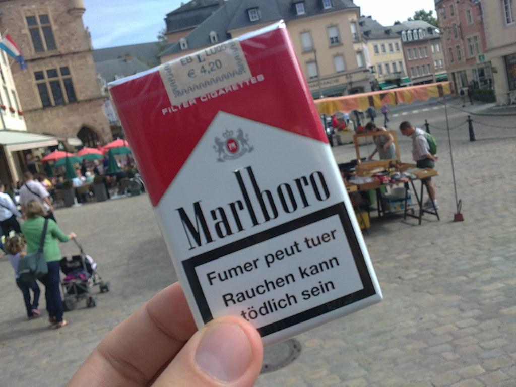 Cigarettes Marlboro shipped to Georgia