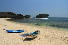 Pantai Watu Karung | Pacitan