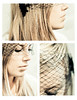 Caught (Stacey Price (Roxy_77)) Tags: selfportrait girl hair lips blonde netting caught facemask d90 staceyprice roxy77 d90and50mm
