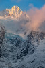 Mount Shuksan – North Cascades National Park (janusz l) Tags: park county sunset snow cold colors clouds washington nationalpark highway mt pyramid state north glacier mount cascades summit shuksan whatcom janusz leszczynski 211820 11172012