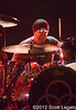 Jason Bonham's Led Zeppelin Experience @ Royal Oak Music Theatre, Royal Oak, MI - 11-19-12
