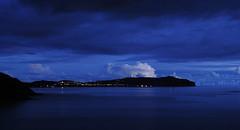 metti una sera d'autunno... (Luca Prcopo) Tags: mediterraneo nuvole mare palinuro luci riflessi sera notturno crepuscolo cilento tirreno pisciotta parconazionalecilento