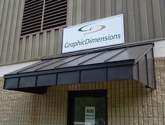 Exterior Corporate Identity Signage