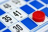 jeu de lotterie ou bingo
