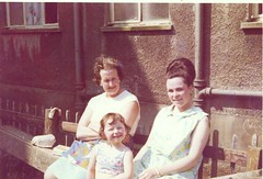 Image titled Mrs McFarlane Lamlash Crescent, 1970