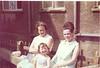 Mrs McFarlane Lamlash Crescent, 1970