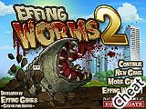 吃人砂蟲2:修改版(Effing Worms 2 Cheat)