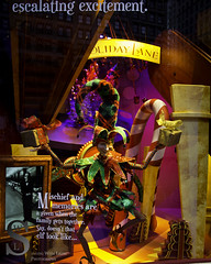 NYC Festive decorations Macys-6731 (Singing With Light) Tags: city nyc november ny festive photography pentax manhattan 2012 k5 jjp singingwithlight