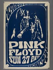 Mothers Pink Floyd Poster (Birmingham Museum and Art Gallery) Tags: album pinkfloyd nightclub birminghamhistorygalleries