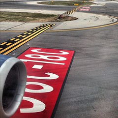 More #travel #plane #runway photos. #Cincinnati #CVG #airport