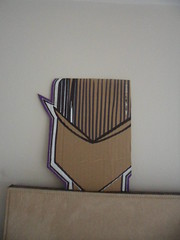 012 (COYS1 [ISCE]) Tags: cardboard markers handrawn coys1