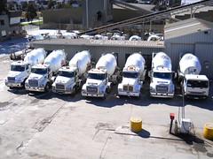 photo by secret squirrel (secret squirrel6) Tags: concrete cementmixer group cement melbourne columbia international trucks pronto bowls mack portmelbourne barro iveco acco lineup kenworth freightliner metroliner secretsquirrel6truckphotos