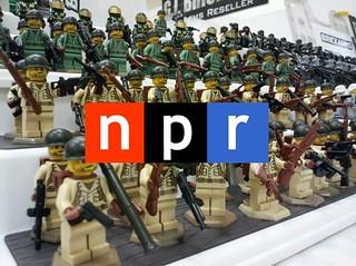 BrickArms on NPR