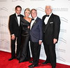 Michael Cominotto,Leba Sedaka,Neil Sedaka and Dennis Basso The Silver Hill 2012 Gala New York City