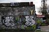graffiti (wojofoto) Tags: holland amsterdam club graffiti nederland netherland ndsm noord farao blamage wolfgangjosten wojofoto
