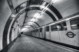 Aldwych Tube Station