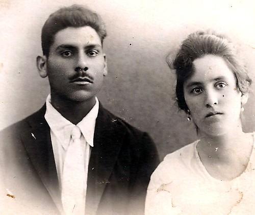 My grandparents 1920