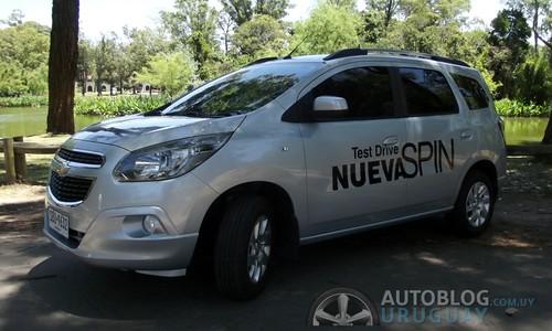 Flickriver Photoset Prueba Chevrolet Spin Ltz At6 By Autoblog Uruguay