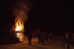 Strathnairn Bonfire (duncan_ireland) Tags: saint st community andrews day fireworks andrew entertainment bonfire ceilidh standrews inverness strathnairn inverarnie