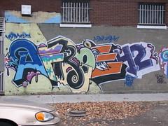42 (Billy Danze.) Tags: chicago graffiti rip 42 kym afroe