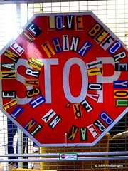 STOP! (BAR Photography) Tags: easternmarket publicartwork licenseplates usedlicenseplates outsidemarkets outsidemirrors reflectionfrommirrors reflections barphotography washingtondc capitolhill abstractphotos blackberryphotos cityphotos dcphotography dcphotos decemberphotography noflashphotography outsidephotography perceptionphotos photoaday photooftheday randomphotos randomstreetphotography roadphotography selfphotography dcpictures pictureaday pictureoftheday selfpictures capitolhilleasternmarket easternmarketcapitolhill easternmarketmirrors easternmarketoncapitolhill thefleamarketateasternmarket antiquemarkets capitolhillmarkets citymarket dcmarkets downtownmarket farmersmarkets fleamarket outdoormarkets