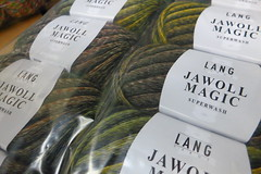 Knitting...magic! (sifis) Tags: wool canon knitting magic knit athens yarn greece lang s100 sakalak woolshop langyarns     sakalakwool