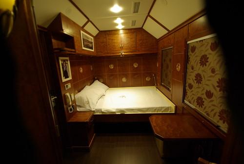 Al Andalus luxury train - the romance of rail, Spain