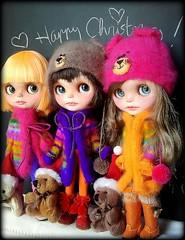 ...-`*´-..-`*´-..Happy Blythe Christmas!..-`*´-..-`*´-...