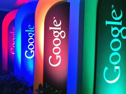 Google signs