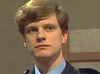Colin Firth before he became famous Supplied by WENN
