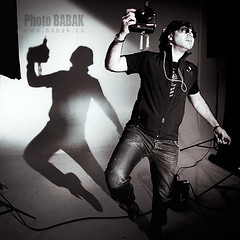 BABAK (BABAK photography) Tags: selfportrait fashion babak behind awards naha scenes profoto fashionphotographer studiolightingsetup babakca hairbeauty nycphotographer photographerselfportrait dirtylights behindthescenesbabak nahaphotographer
