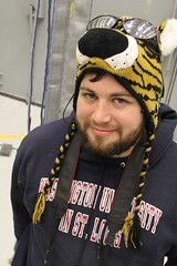 "Super-cool TIGER hat • <a style=""font-size:0.8em;"" href=""http://www.flickr.com/photos/27717602@N03/8263142462/"" target=""_blank"">View on Flickr</a>"