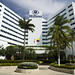 L'hotel Hilton in Bocagrande