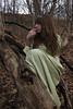 Persephone (MsChelsT) Tags: portrait green greek goddess persephone