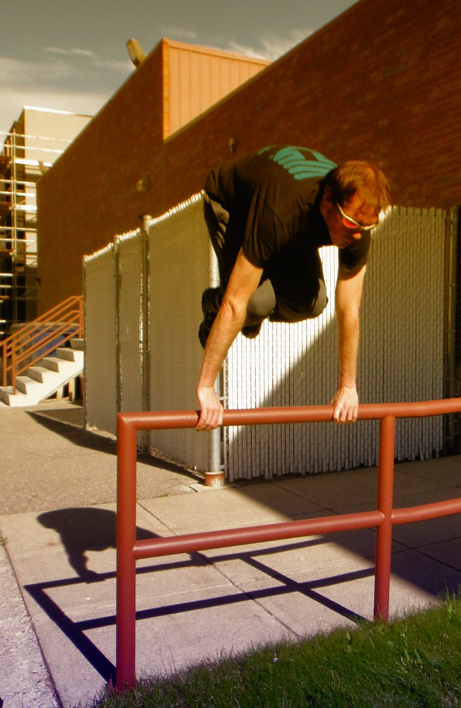 how to avoid parkour injuries