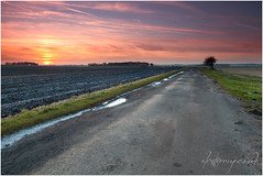 four (AlexStirrup) Tags: road winter sunset cold ice alex liverpool canon december icey stirrup greatphotographers flickraward5