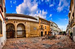 Panormica de la Plaza del Potro. Crdoba.Espaa (FJcuenca) Tags: panorama espaa spain crdoba panormica canoneos40d fjcuenca tamron18270