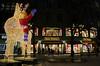 Snowman. Christmas lights. Kurfürstendamm in Berlin. (elsa11) Tags: santa christmas berlin weihnachten weihnachtsmarkt christmaslights christmasdecorations santaclaus kerstmis kerst kerstmarkt kurfürstendamm berlijn käthewohlfahrt weihnachtsbeleuchtungamkurfürstendamm wiehnachtsbeleuchtung