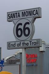 Santa Monica Pier, CA (dfbarrero) Tags: losangeles route66 santamonica