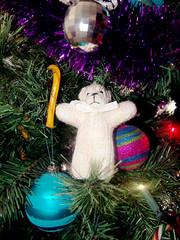 Emotions (crafty1tutu (Ann)) Tags: bear christmas kids emotional emotions sids angelwings angelbear madewithlove tistheseasontobejolly christmasadventcalendar ayearofholidays 52weeksofphotosproject