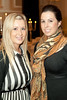 Emma Walsh and Donna Conneely pictured at An Evening of Timeless Elegance at Hotel Meyrick. Photo Martina Regan