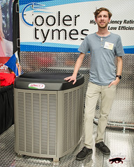 Cooler Tymes HVAC - Maricopa County Home & Landscaping Show (Kataklizmic Design) Tags: coolertymes hvac kataklizmicdesign maricopa airconditioner airconditioning commercial commercialphotography heating homeshow ventilating seantingle